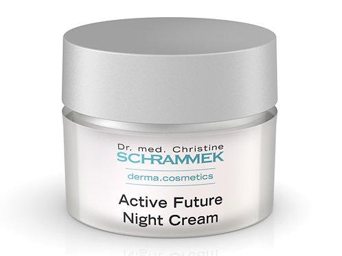 Active Future Night Cream Schrammek