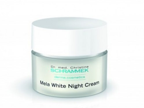 Mela White Night Cream Schrammek