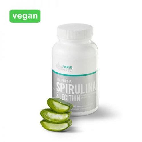Spirulina & Lecithine