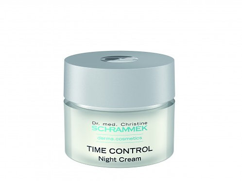 Time Control Night Cream Schrammek