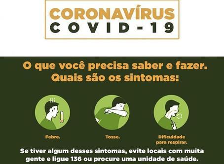 COVID-19 – Última hora Coronavírus