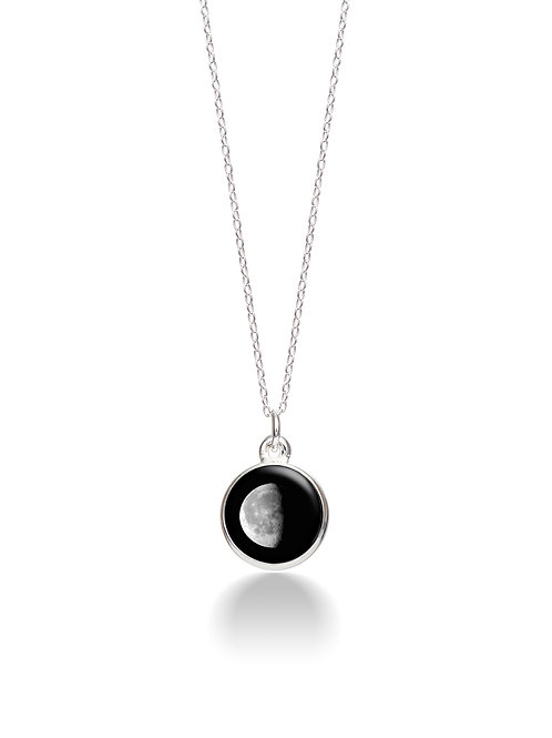 Charmed Simplicity Necklace 5D - Waning Gibbous