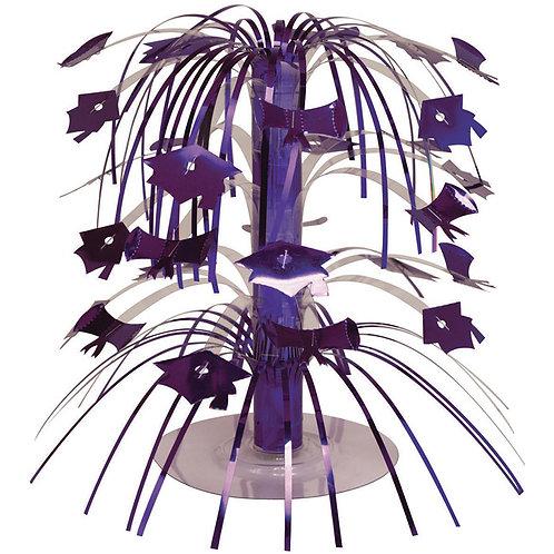 Purple Grad Mini Cascade Centerpiece
