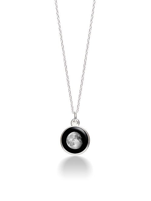 Charmed Simplicity Necklace 7D - Waning Gibbous