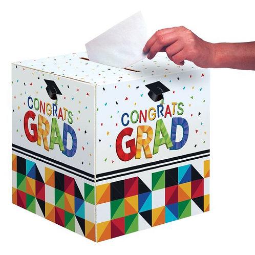 Fractal Fun Grad Card Box