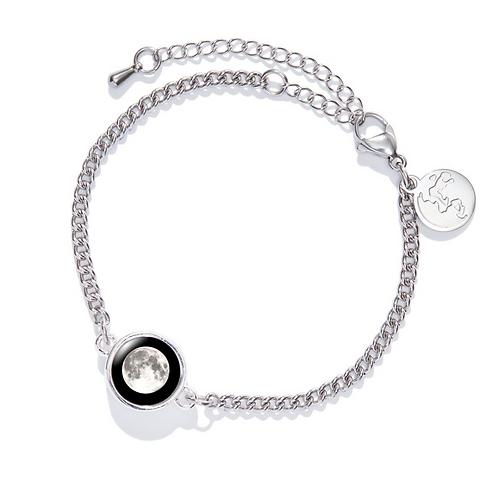 Silver Pallene Bracelet