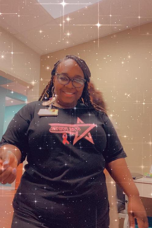 Breast Cancer Star Power Shirt