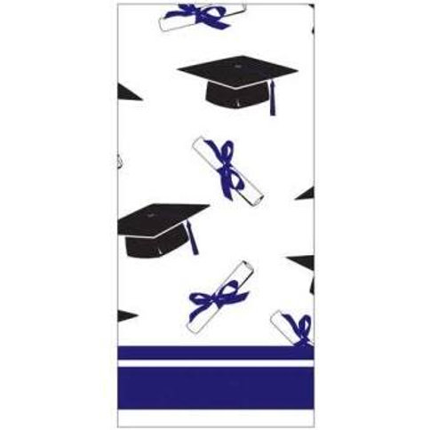 Purple School Colors Table Cover