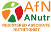 Registered ASSOCIATE Nutritionist 2016 R