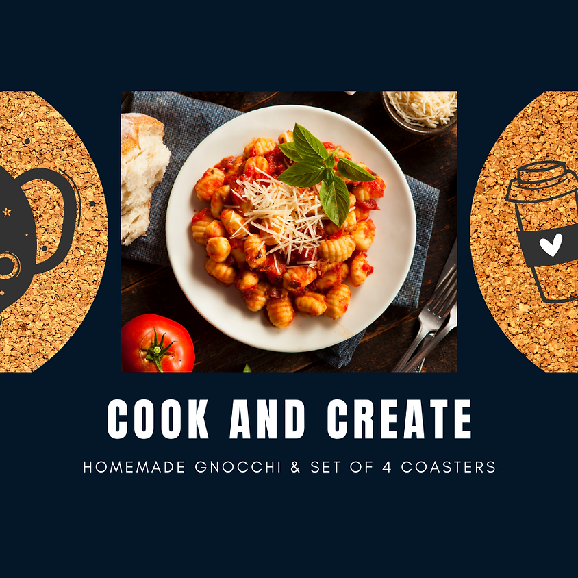 Cook & Create Workshop