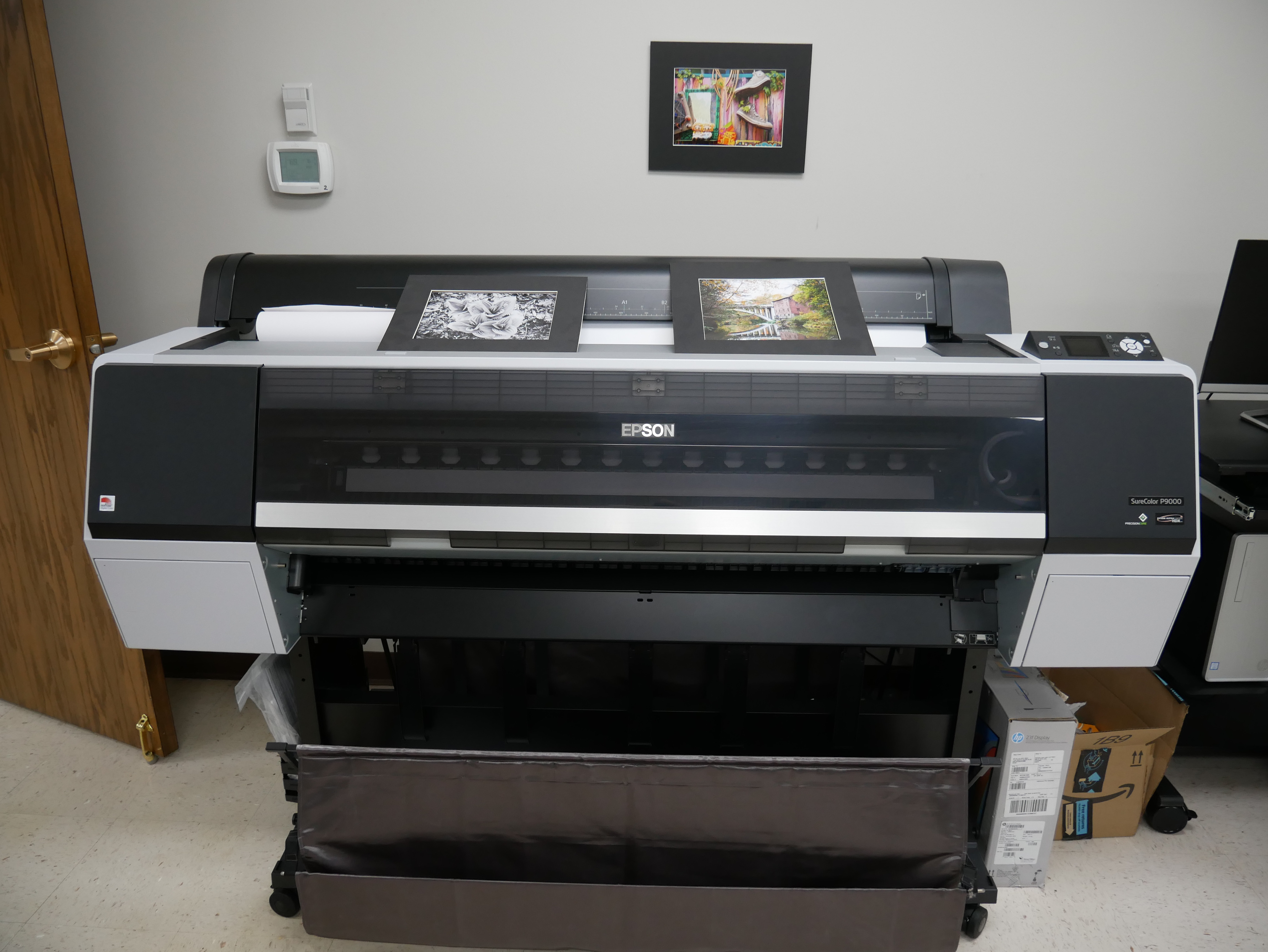 P9000 Epson Printer