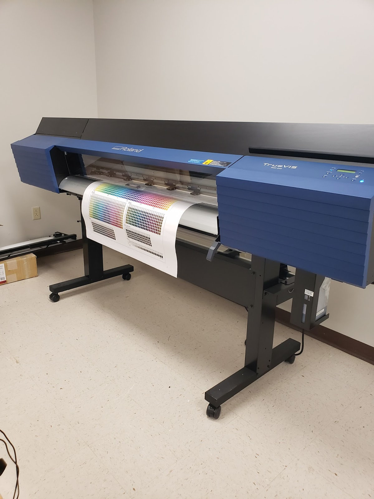 Roland Large Format Printer Cutter