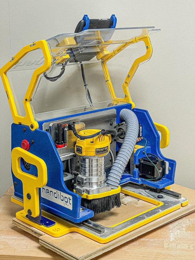 HandiBot CNC Machine