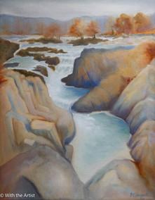 Winter Morning, Great Falls