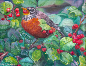 Berry Robin