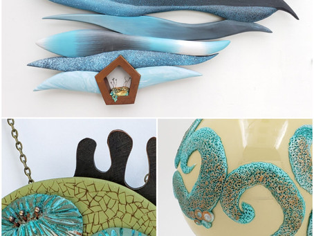 Margaret Polcawich Exhibits in the JRA Day Craft Artist Exhibition and Sale