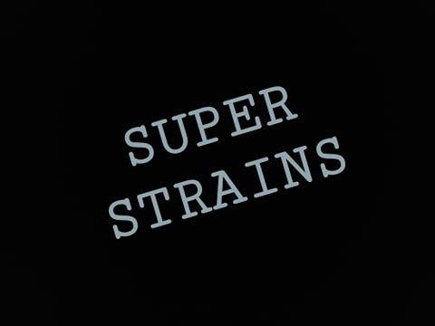 SUPER STRAINS