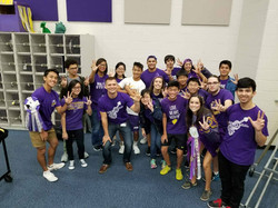 """Chamber """"Purple Out"""" Day 2017"""