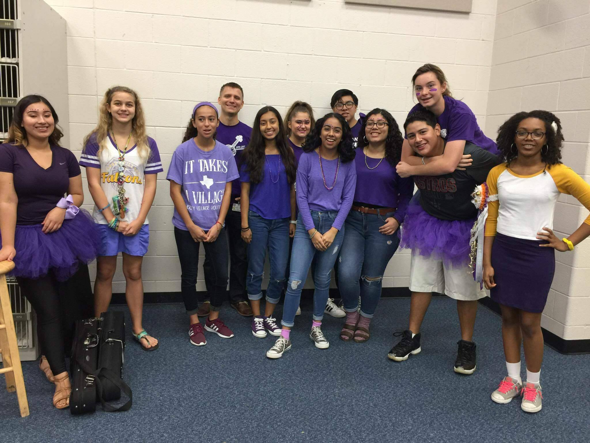 """Concert """"Purple Out"""" Day 2017"""