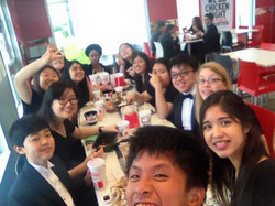 Post UIL Lunch