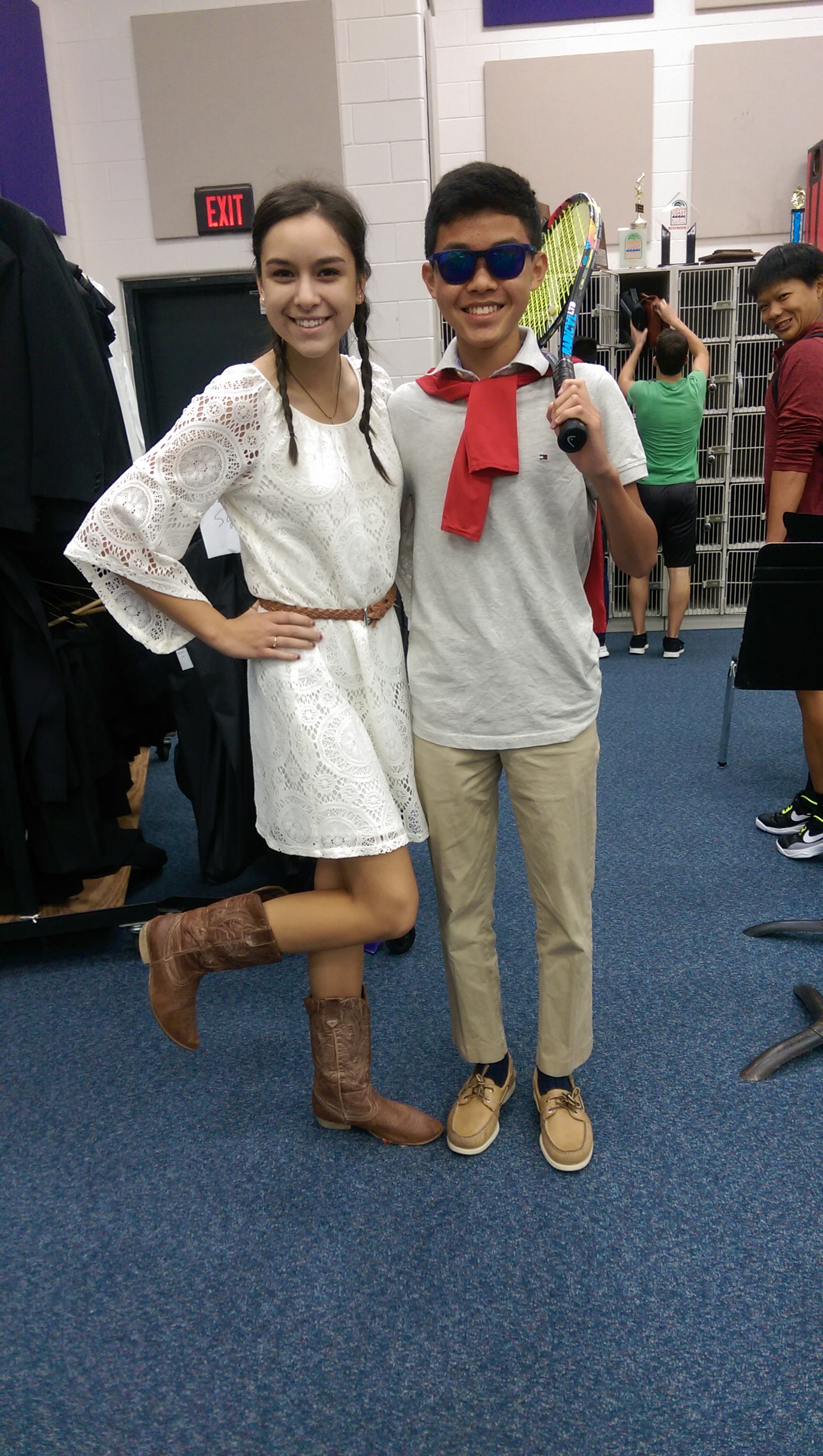 """""""Country vs. Country Club"""" Day 2017"""