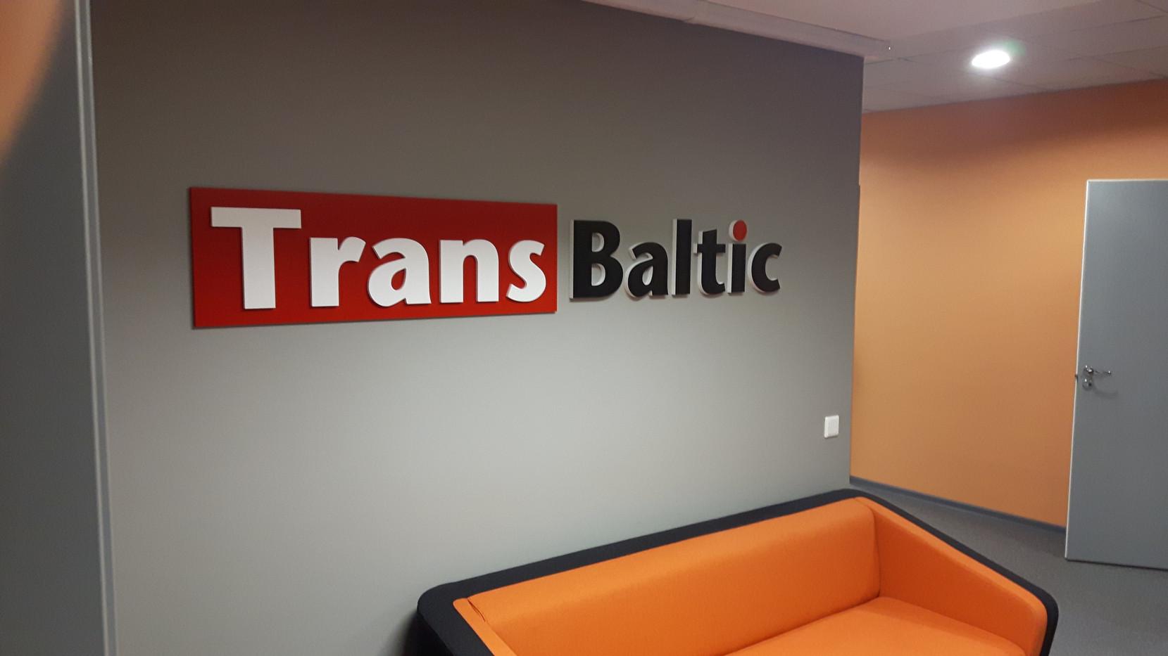 Trans Baltik logo