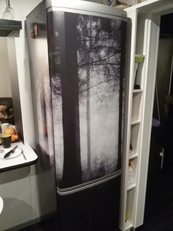 Külmkapi kleebis