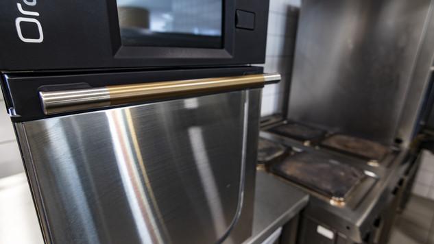 Antimikrobiální měděná fólie K Copper Plus madlo mikrovlnka