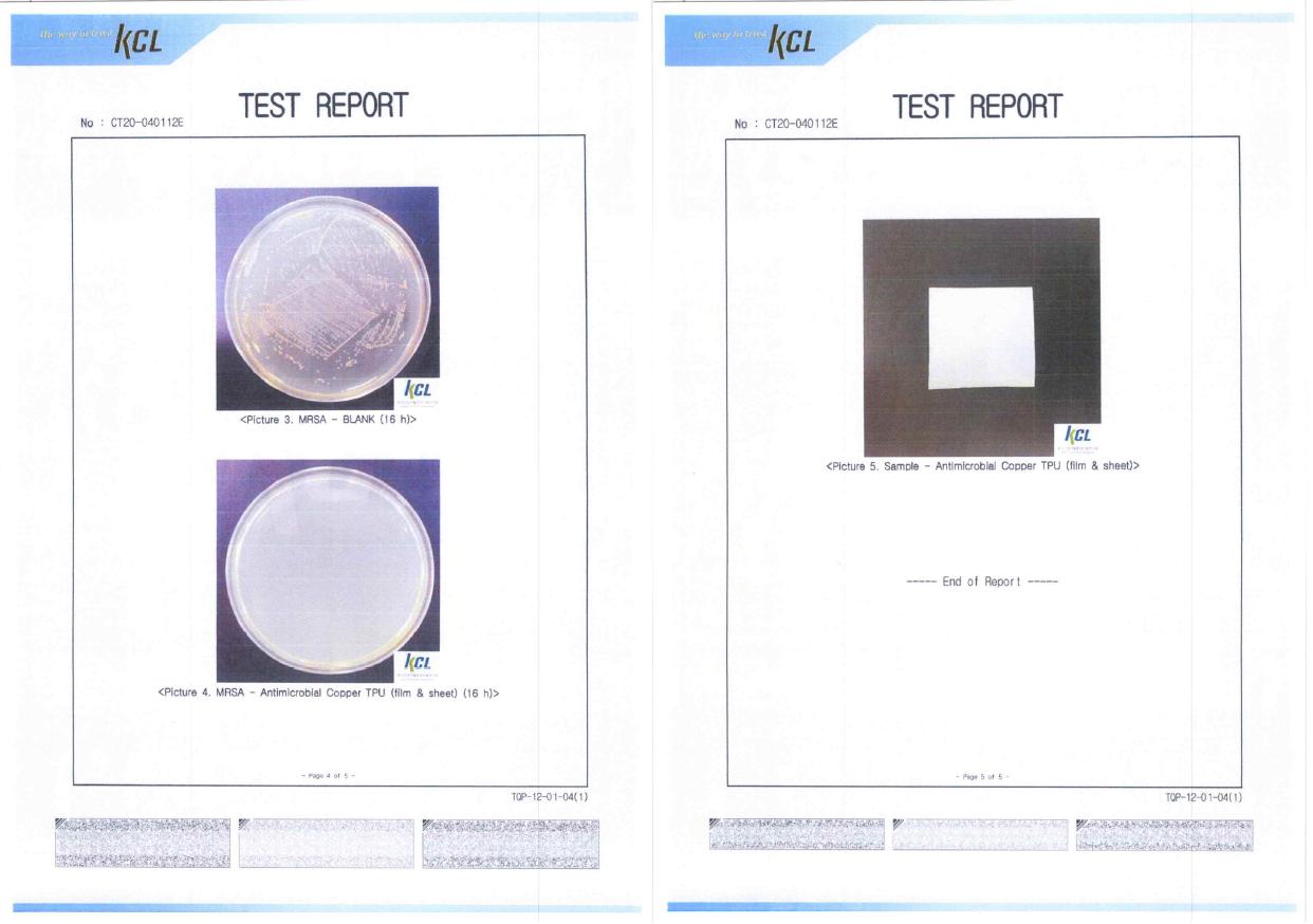 200428_페렴균 Antimicrobial Copper TPU