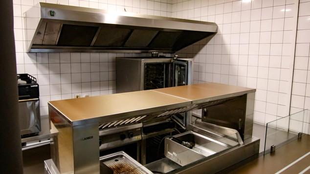Antimikrobiální měděná fólie K Copper Plus výdejní pult v kuchyni
