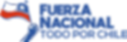 Logo Fuerza Nacional Chile horizontal az