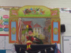 Punch and Judy Schools