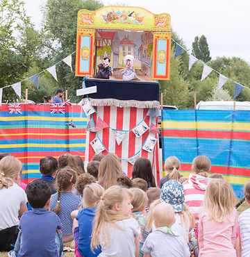 Punch and Judy Fetes