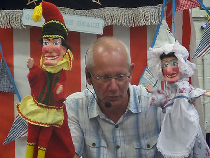 Punch and Judy UK