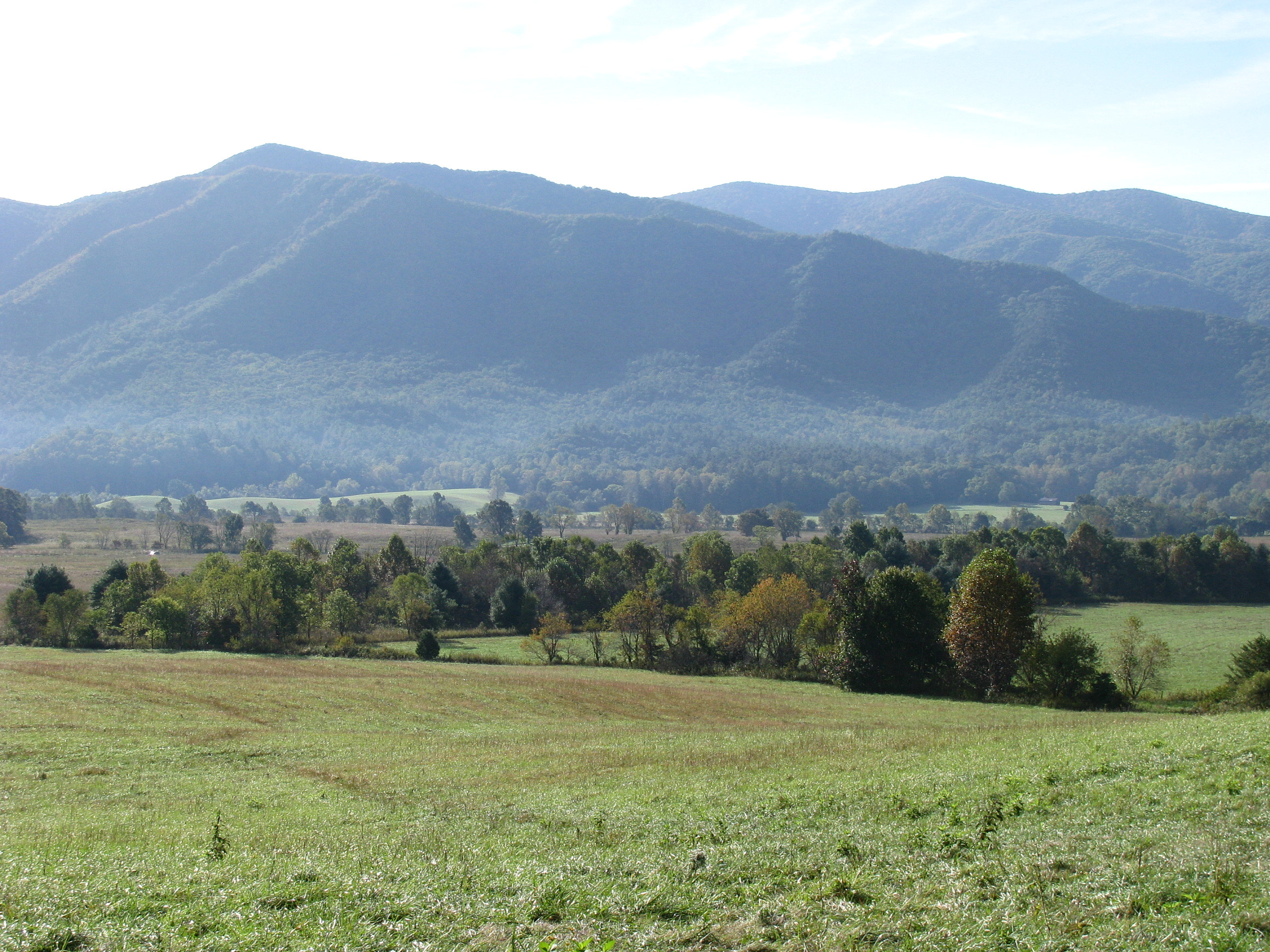 Cades Cove  East Tennessee