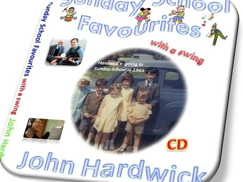 Old Sunday School Favourite Songs CD