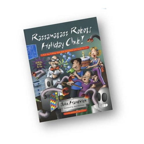 Razzmatazz Robots ( PDF Holiday Club Book)