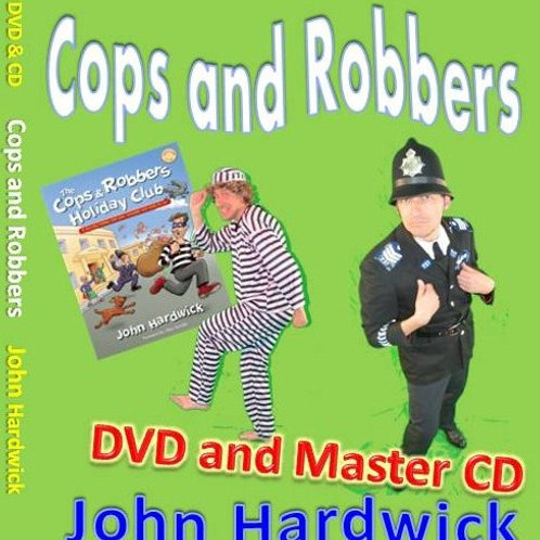 Cops and Robbers DVD+CD master