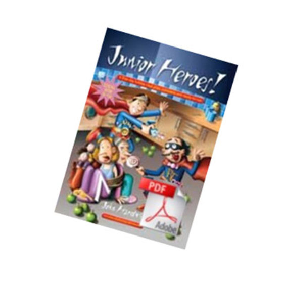 Junior Heroes HolidayClub