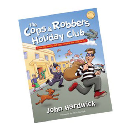 Cops And Robbers Holiday Club Book