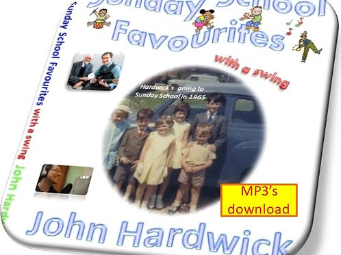 Old Sunday School Favourite Songs MP3s