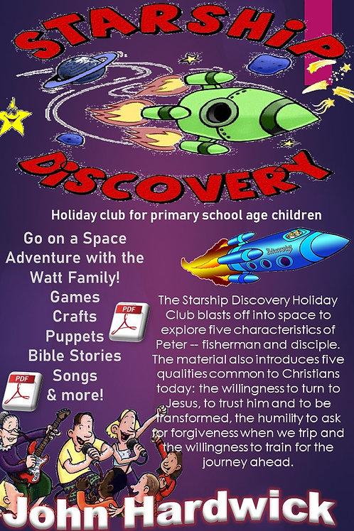 Starship Discovery Holiday Club PDF BOOK