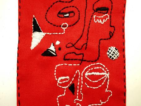 Máscara de Steve Albini