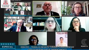 OAB-PB participa de audiência pública promovida pela CMJP e debate Trabalho Infantil
