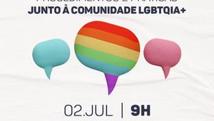 OAB-PB realizará audiência pública para debater procedimentos e práticas junto à comunidade LGBTQIA+