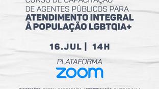 OAB-PB realizará curso de capacitação de agentes públicos para atendimento à população LGBTQIA+