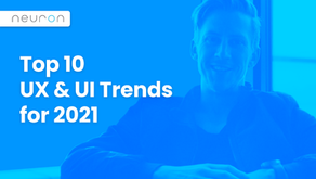 Top 10 UX/UI Trends for 2021