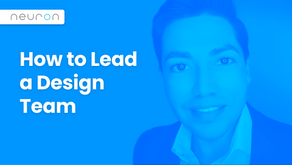 How to Lead a Design Team
