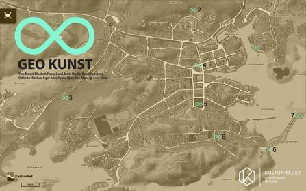 Geo Kunst Kart