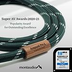 Montaudio Arapuni PH-1 Super AV Awards 2